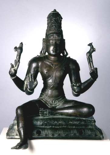 Indian_-_Festival_Image_of_Shiva_-_Walters_543084